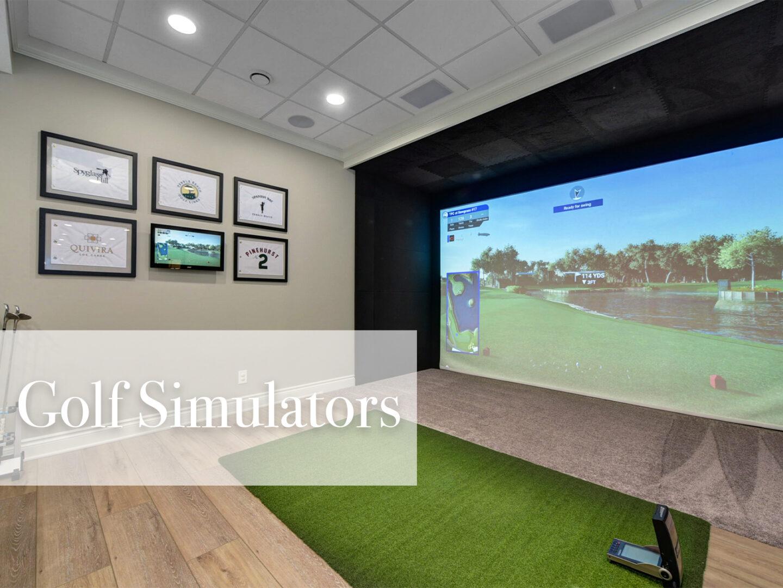 Golfsimulators